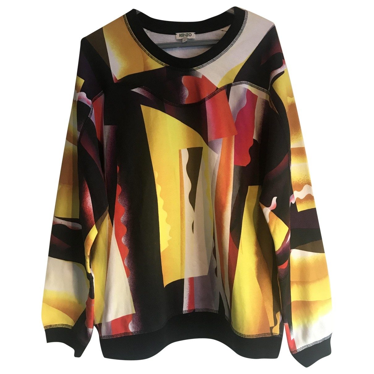 Kenzo \N Multicolour Cotton Knitwear for Women S International