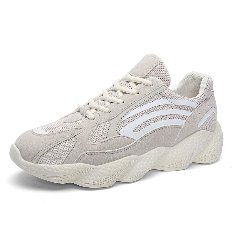 Ericdress Mesh Lace-Up Men's Outdoor Sneakers