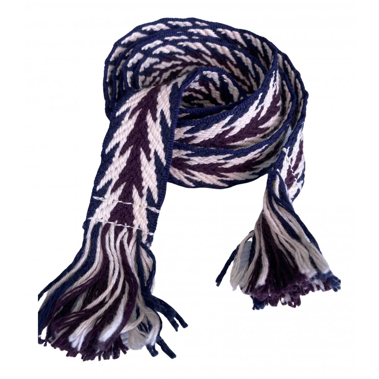 Isabel Marant Etoile \N Multicolour Cotton belt for Women M International