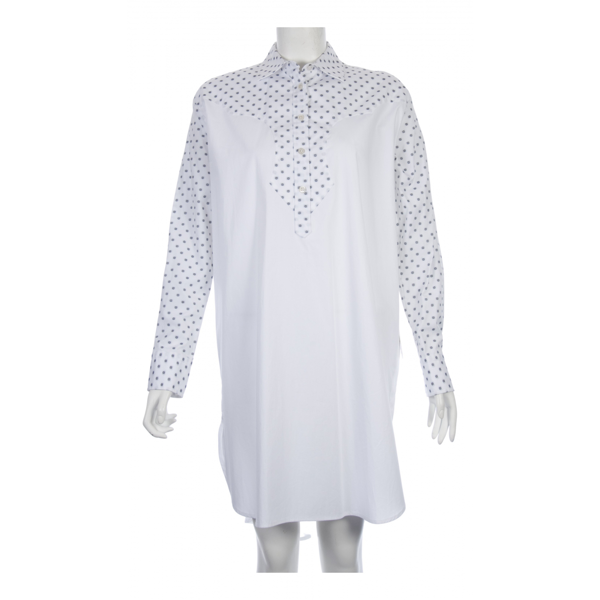 Rosetta Getty \N White Cotton  top for Women 6 US