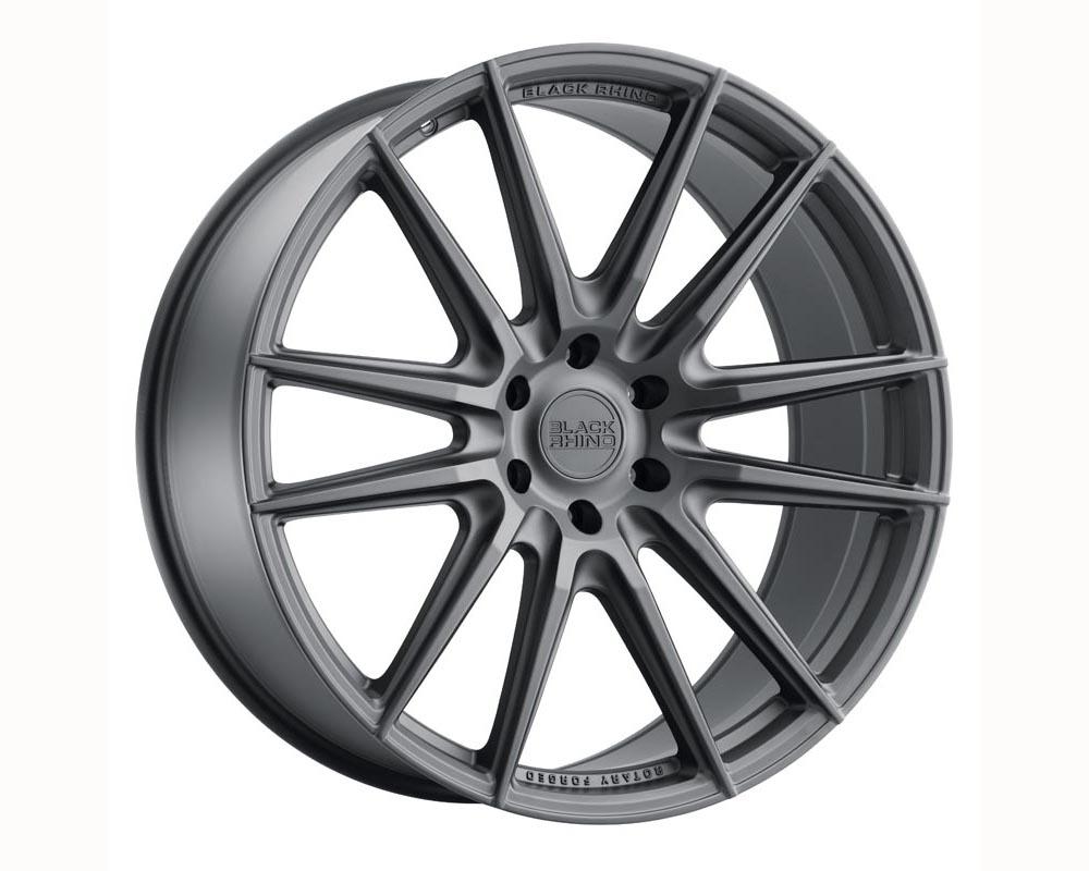 Black Rhino Madagascar Wheel 20x9 6x120 30 Matte Black