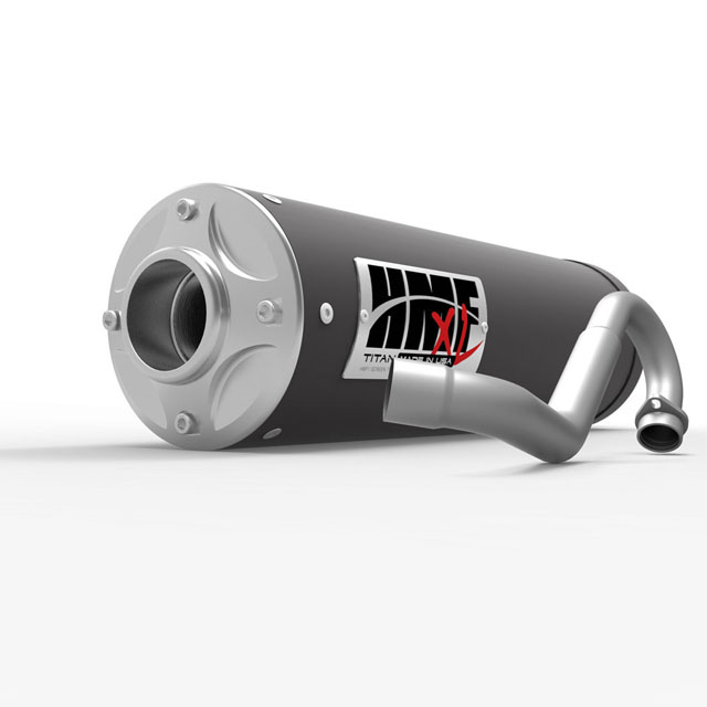 HMF Racing 744754638888 Full System Titan XL Series Exhaust Yamaha YXZ 1000R/SS/SE 16-19