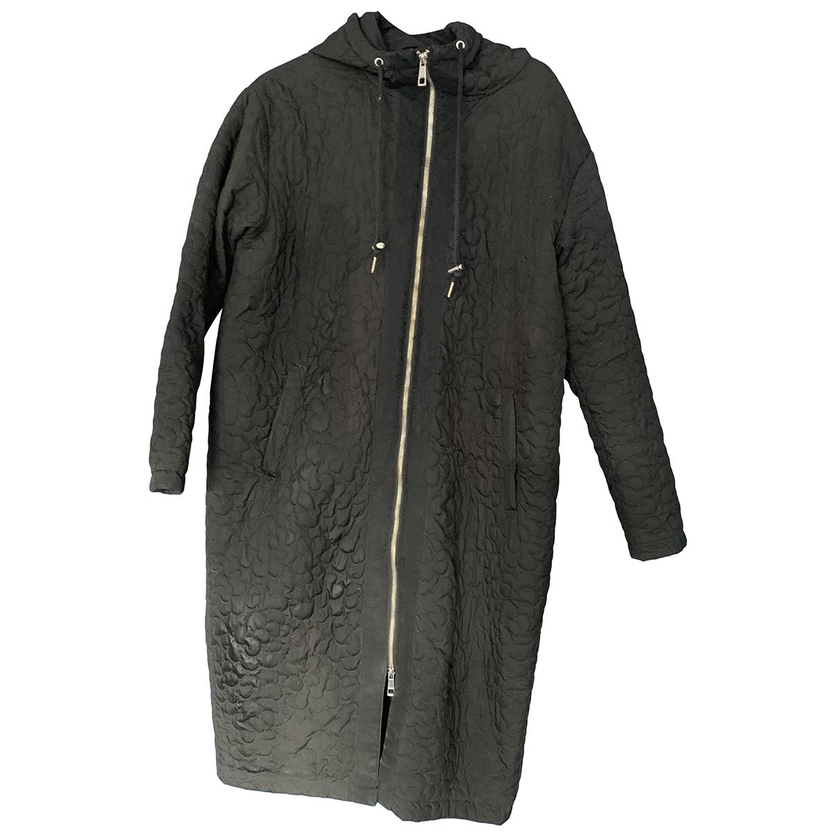 Whistles \N Black coat for Women M International