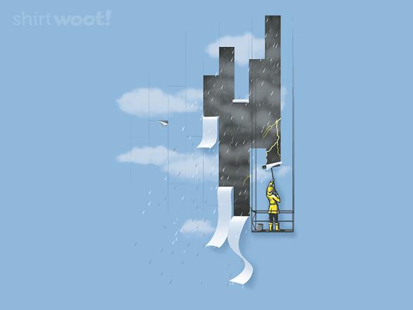 Rain, Rain, Go Away T Shirt