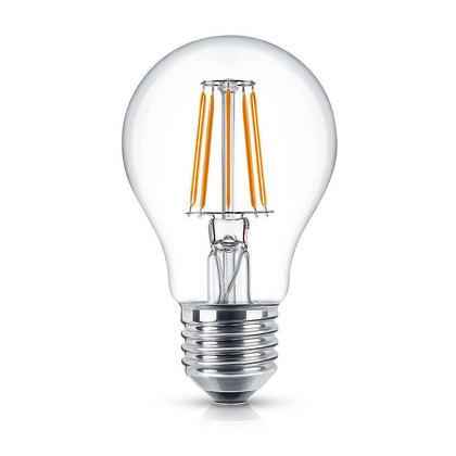 A19 Dimmable Filament LED Bulb 8W 80W Equivalent E26 2700K 800 Lumens