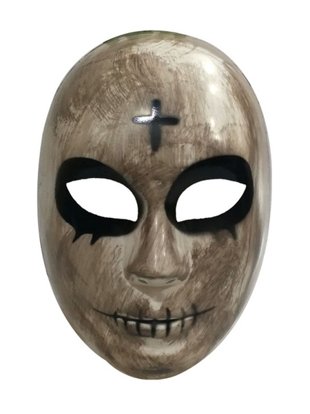 Milanoo Horror Covering Halloween Party Masquerade Scary Costume Accessories