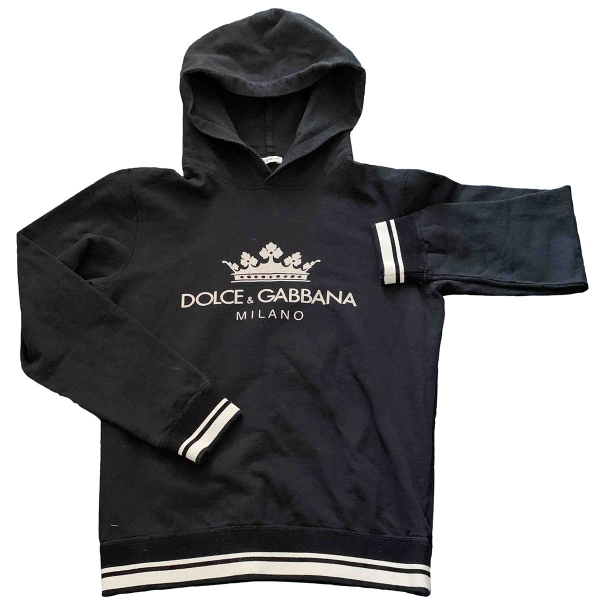Dolce & Gabbana \N Blue Cotton  top for Kids 18 years - L UK