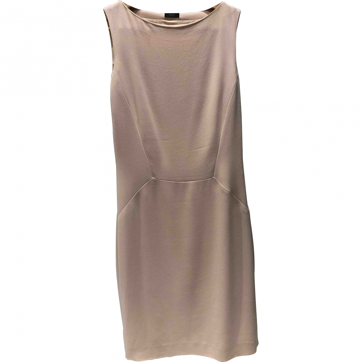 Joseph \N Pink Silk dress for Women 38 FR