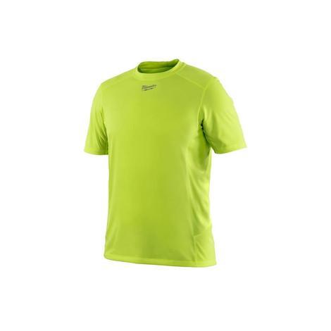 Milwaukee WorkSkin™ Light Weight Performance Shirt - High Visibility