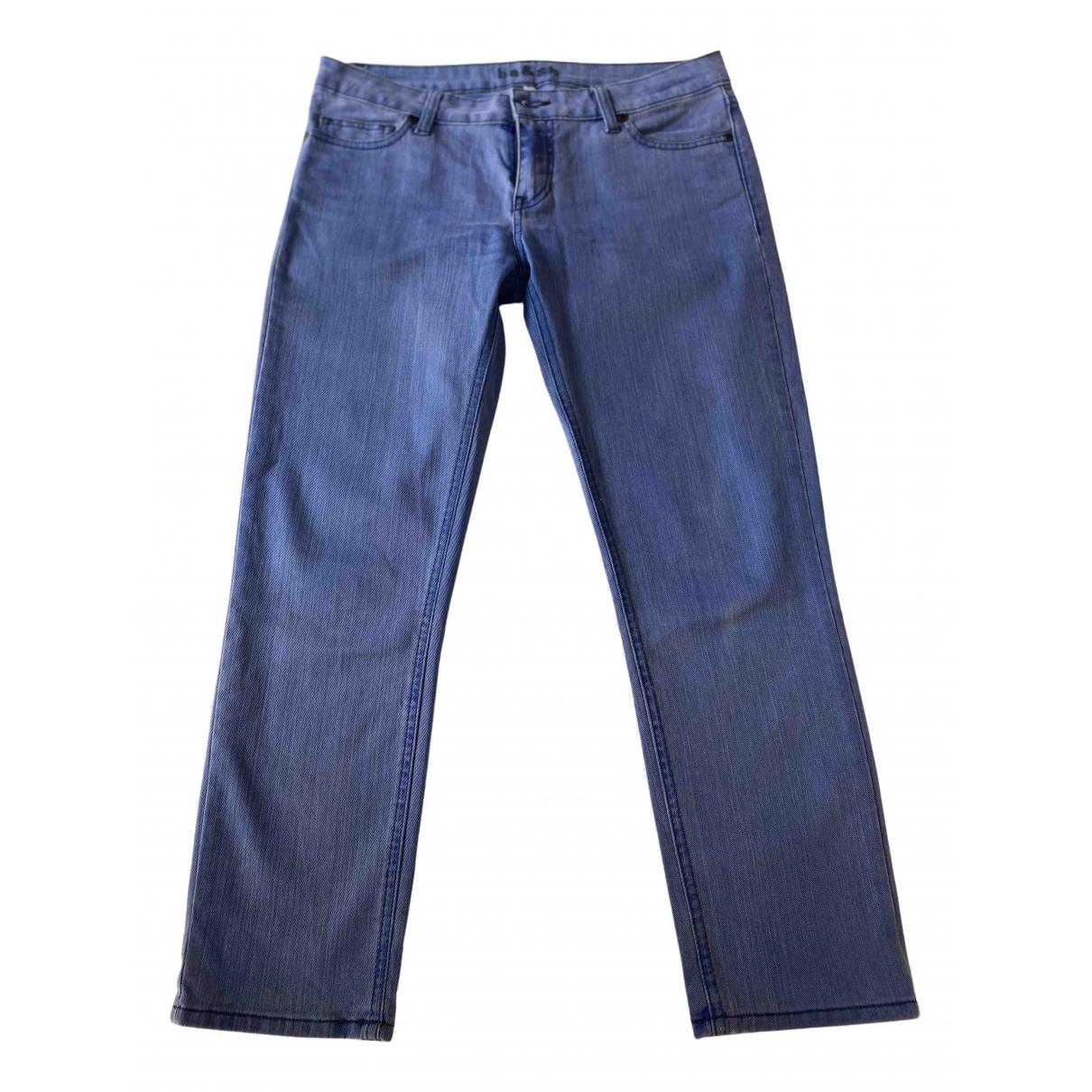Ba&sh \N Blue Denim - Jeans Jeans for Women 38 FR