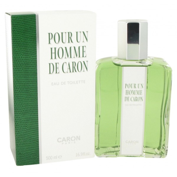 Caron - Pour Un Homme : Eau de Toilette 500 ML