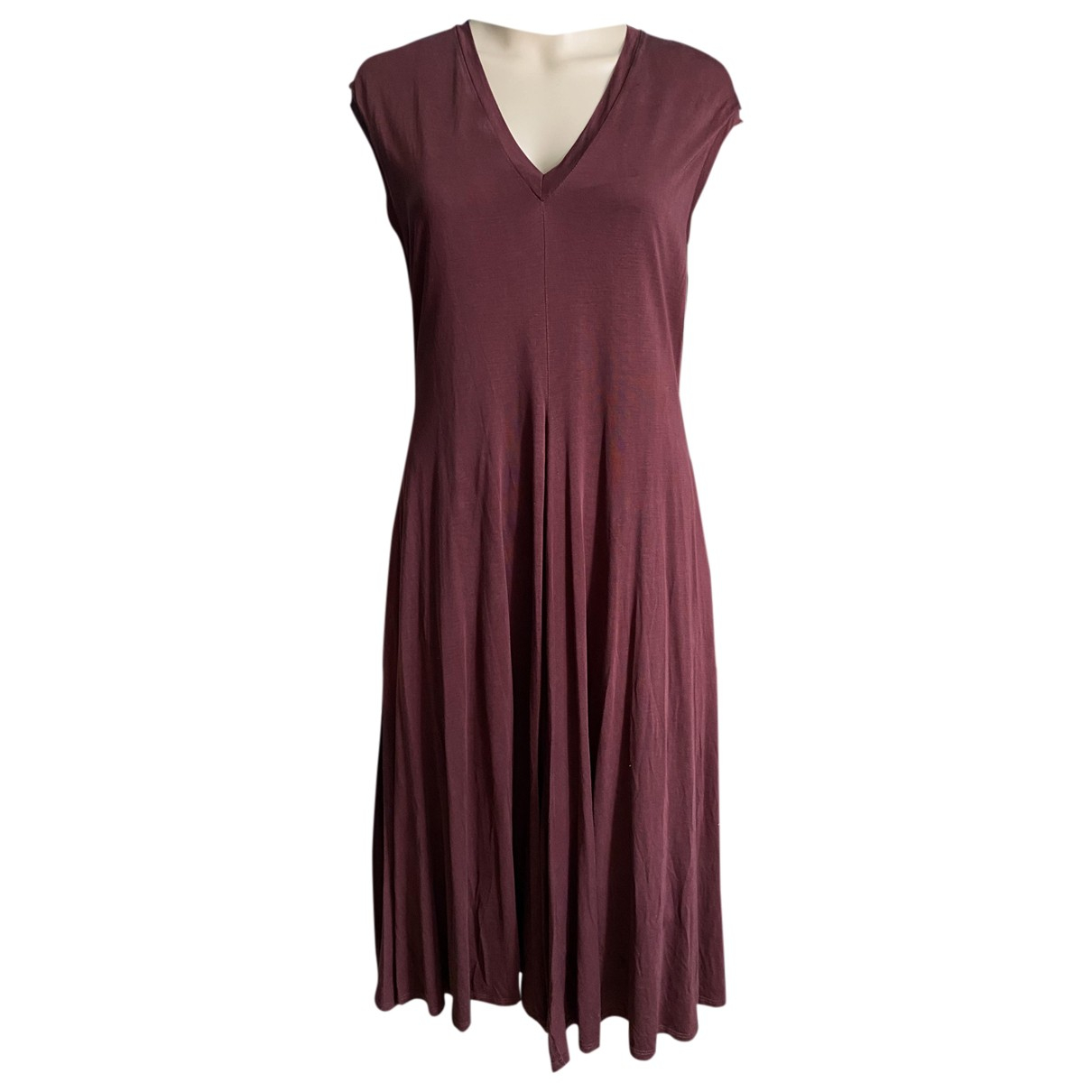 Acne Studios \N Burgundy dress for Women L International