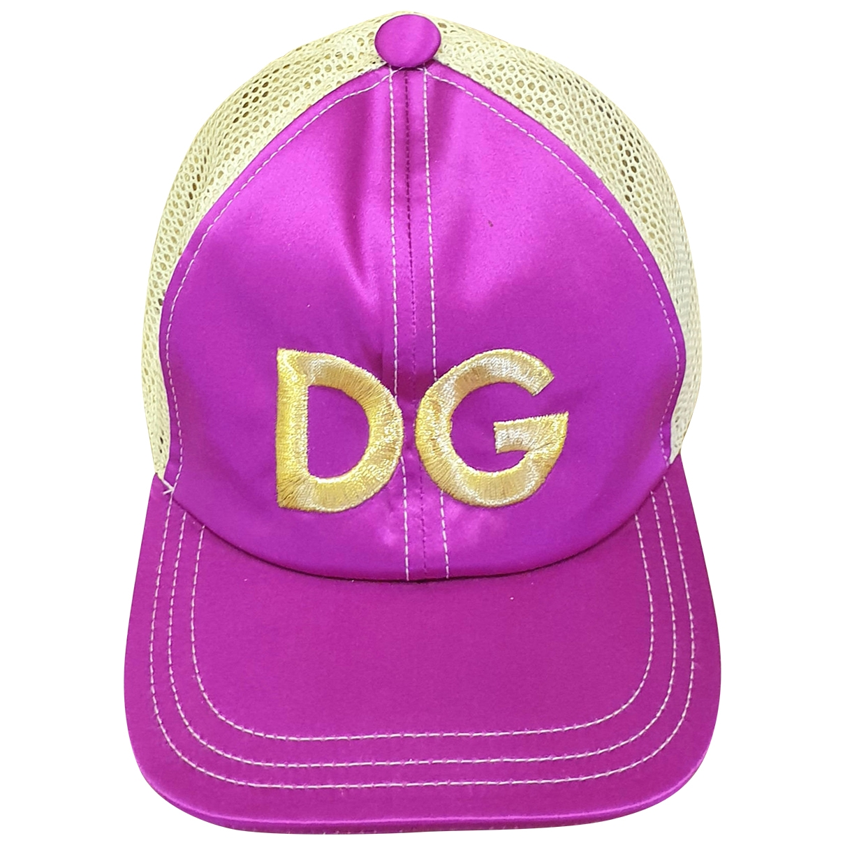 Dolce & Gabbana \N Purple Cloth hat for Women 57 cm