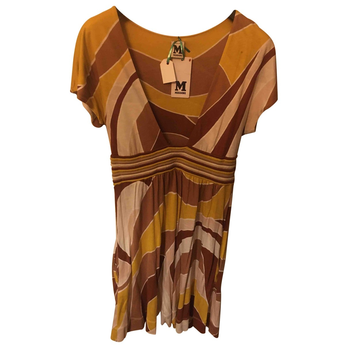 M Missoni \N Beige dress for Women L International