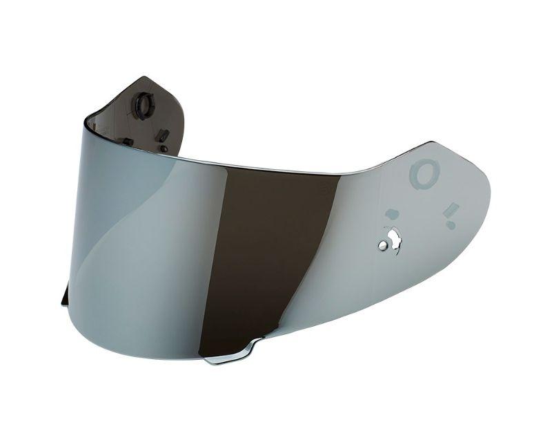 Speed and Strength 884971 SS5100 Helmet Shield Silver Iridium Polycarbonate