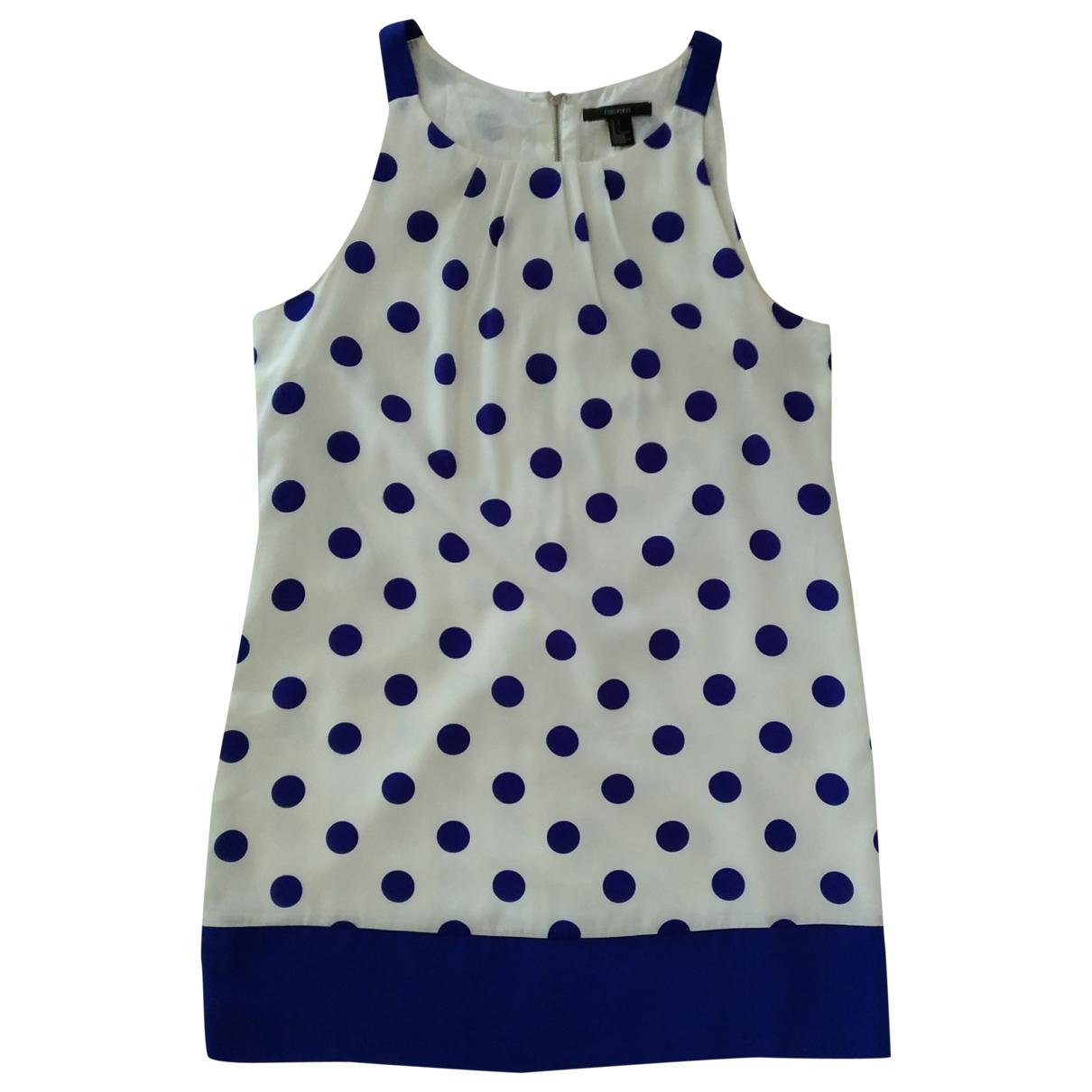 Forevermark \N White dress for Women L International