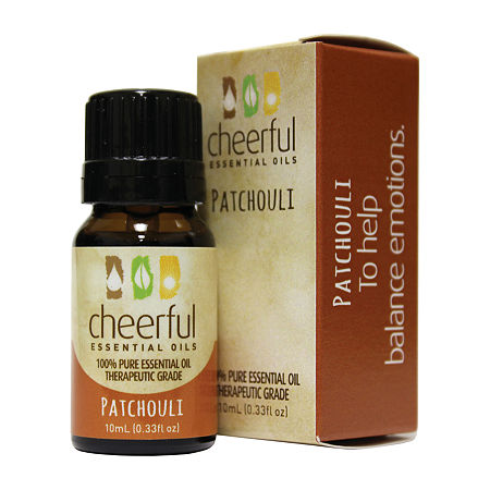 A Cheerful Giver Set Of 2 Patchouli Essential Oil, One Size , Multiple Colors