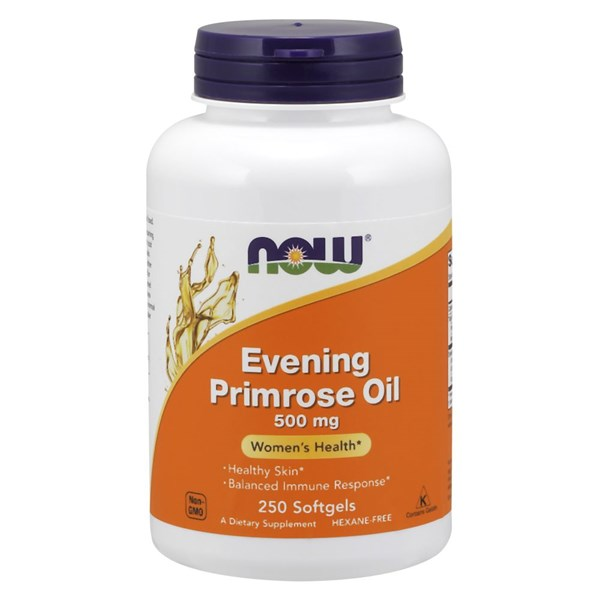 Evening Primrose Oil 250 Softgels by Now Foods