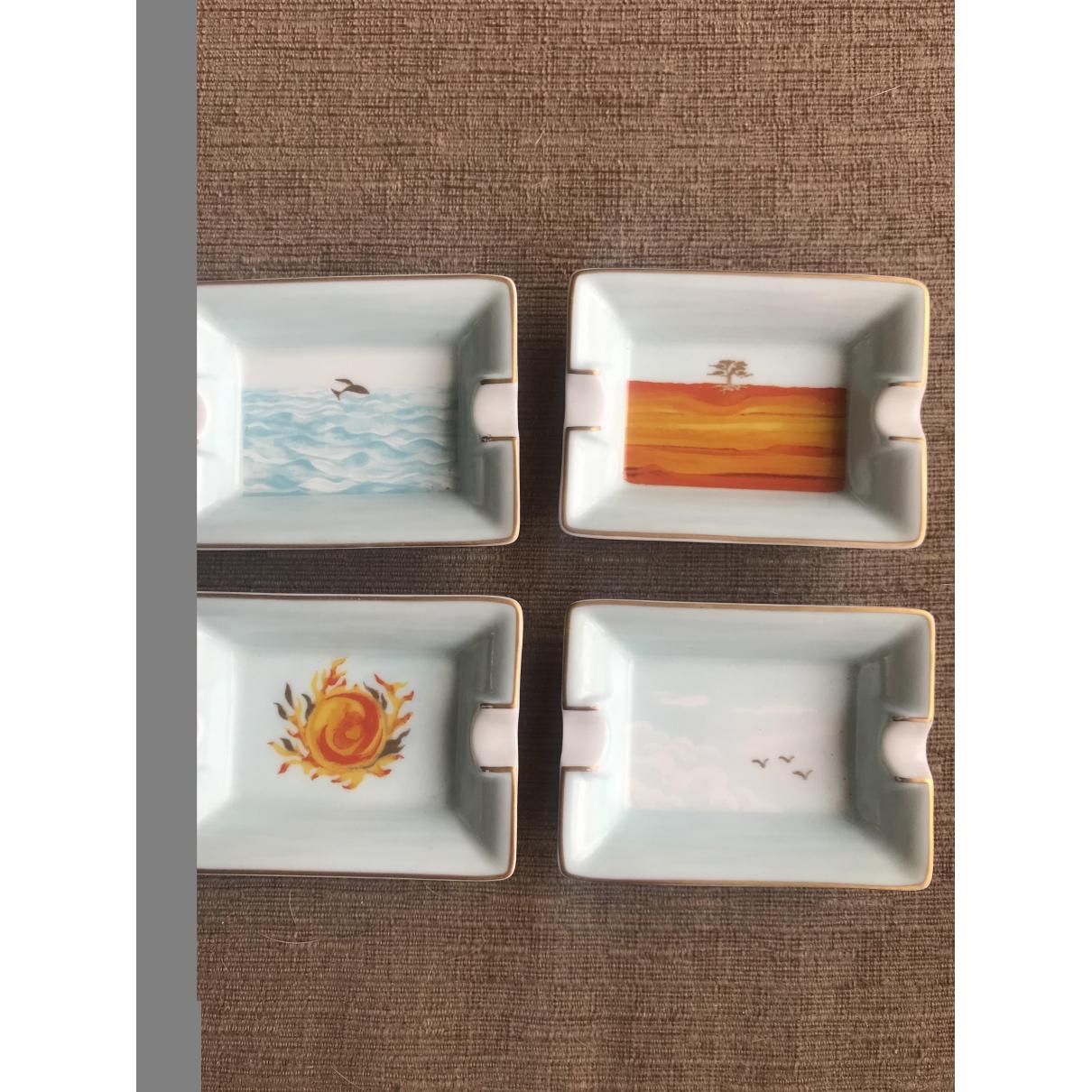 Hermès \N Multicolour Porcelain Home decor for Life & Living \N