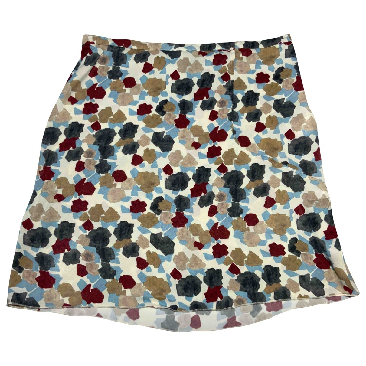 Non Signé / Unsigned \N Multicolour skirt for Women 46 IT