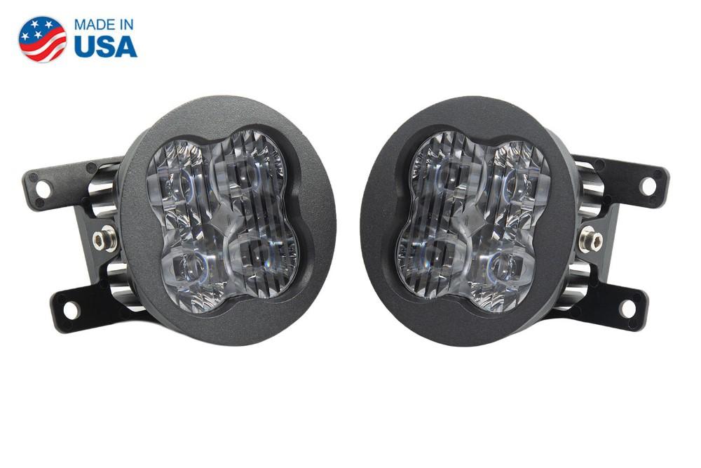 Diode Dynamics DD6176-ss3fog-0125 SS3 LED Fog Light Kit for 2012-2014 Acura TL White SAE/DOT Driving Sport