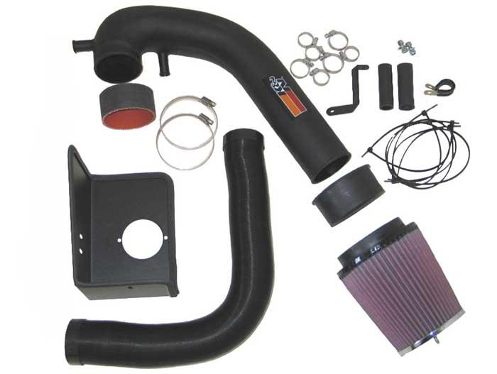 K&N 57I-6511 Performance Air Intake System