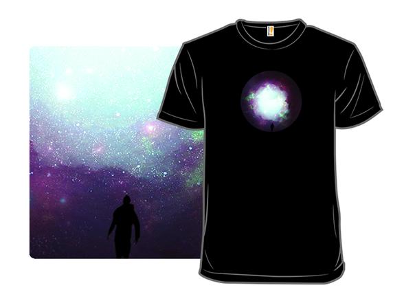 New Worlds T Shirt