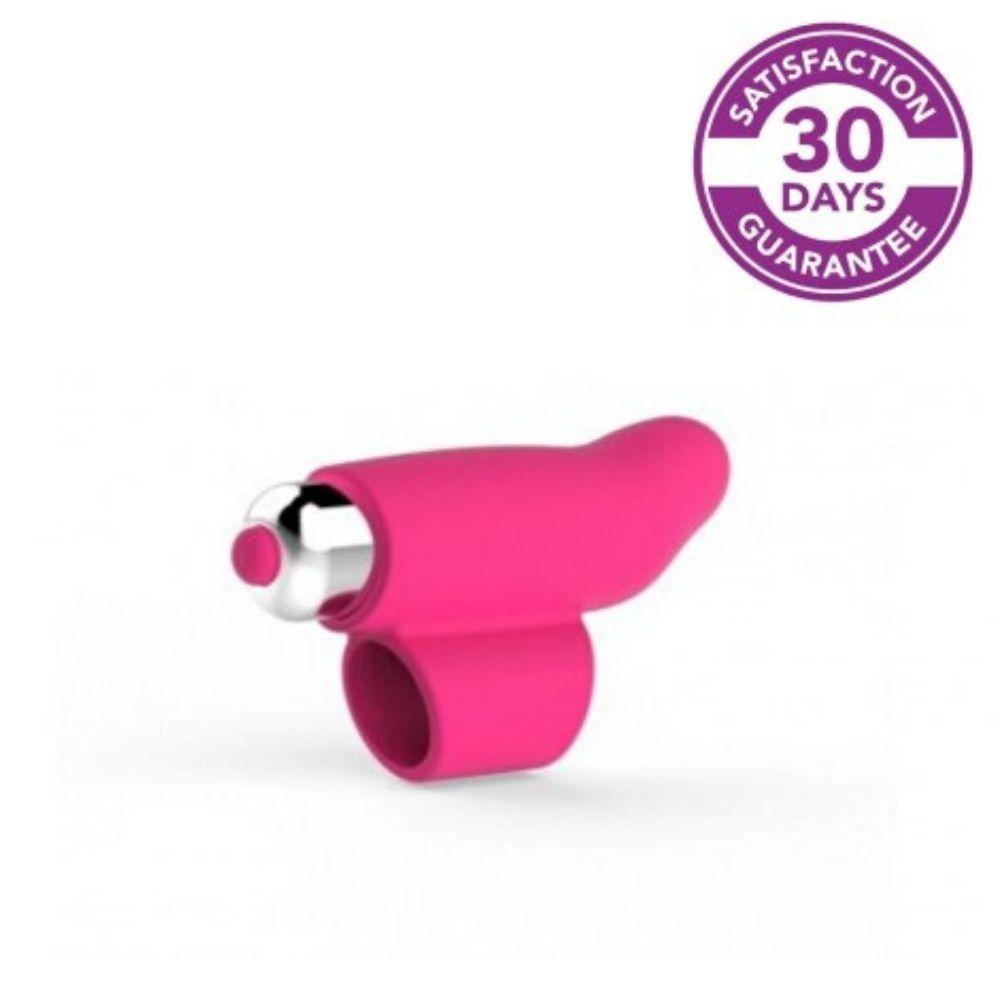 Better Love Ruby Finger Vibe  Pink
