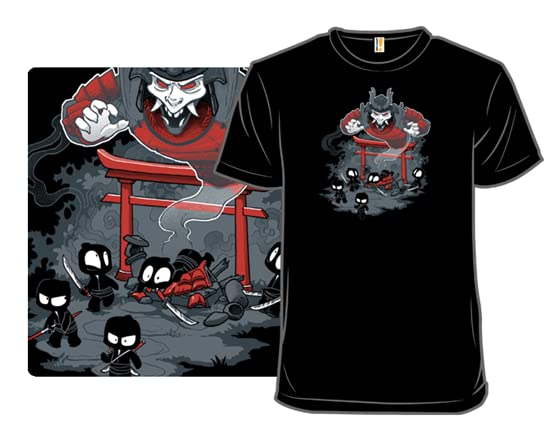 Unstealthiest Ninja: Demon T Shirt