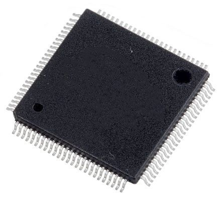 STMicroelectronics STM32F765VGT6, 32bit ARM Cortex-M7 Microcontroller, STM32, 216MHz, 1.024 MB Flash, 100-Pin LQFP (90)