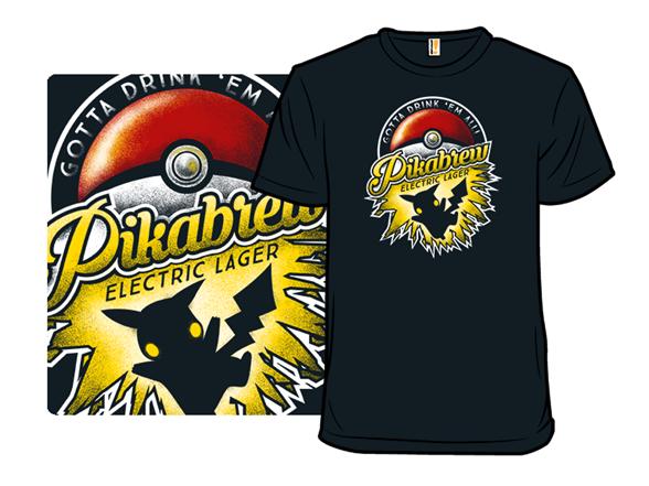 Pikabrew T Shirt