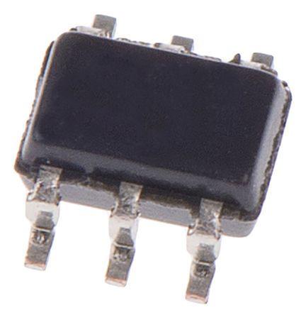 ON Semiconductor NC7WZ14EP6X Dual Schmitt Trigger Inverter, 6-Pin SC-70 (50)