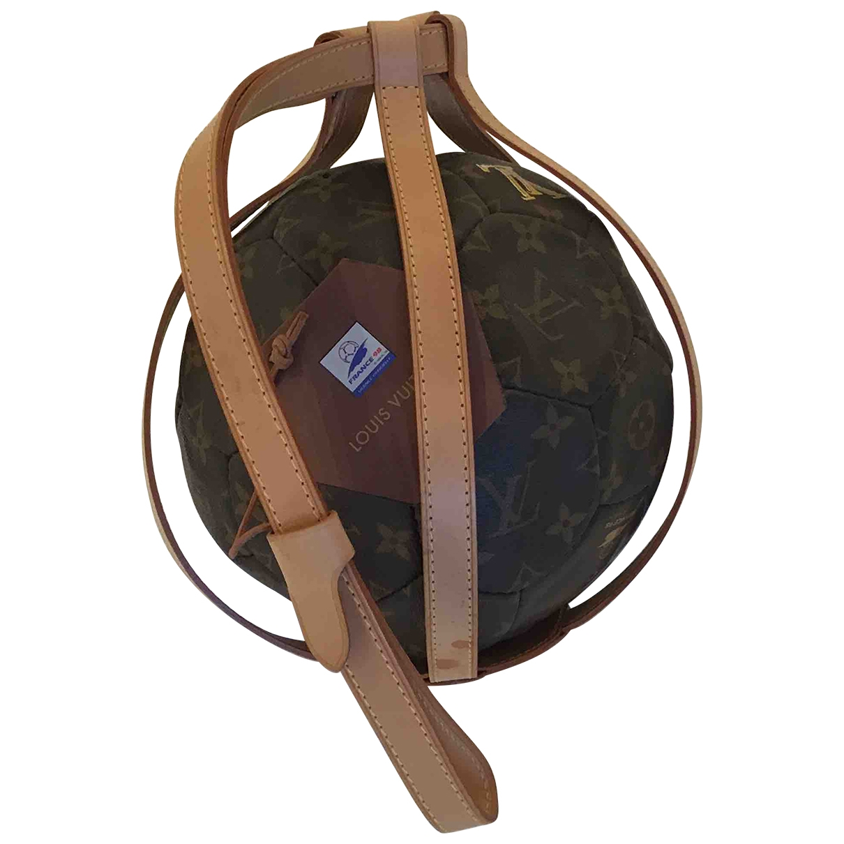 Louis Vuitton \N Brown Leather Sport balls for Life & Living \N