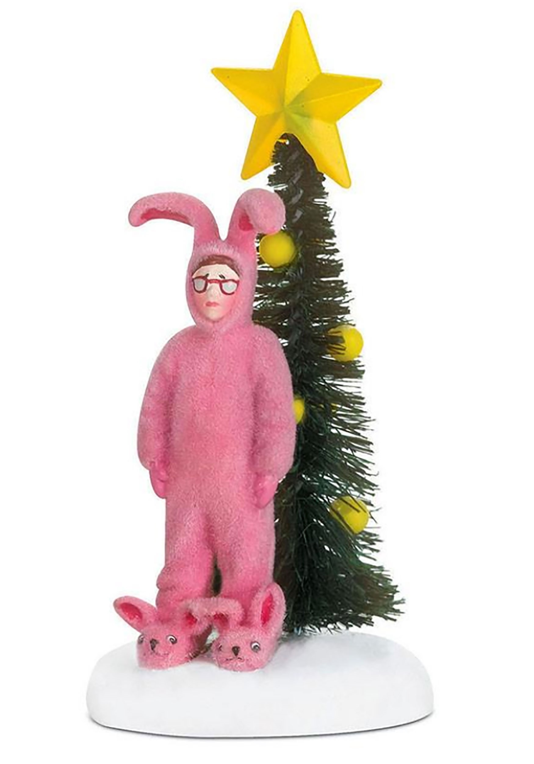 A Christmas Story Pink Nightmare Department 56 Collectible