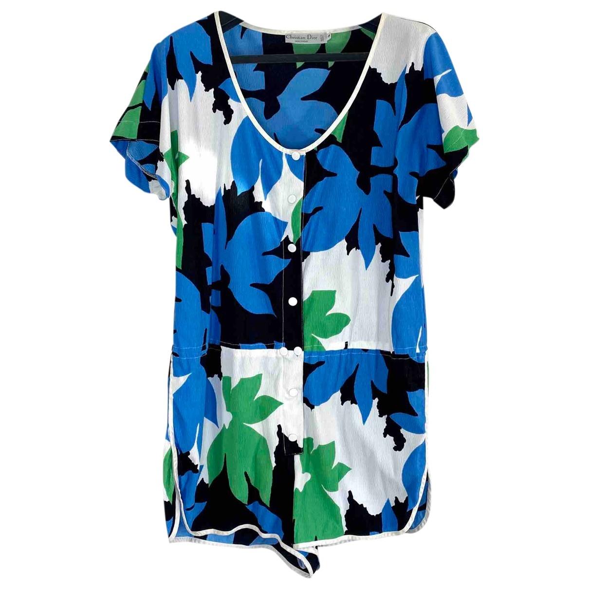 Dior \N Multicolour Cotton jumpsuit for Women 3 0-5