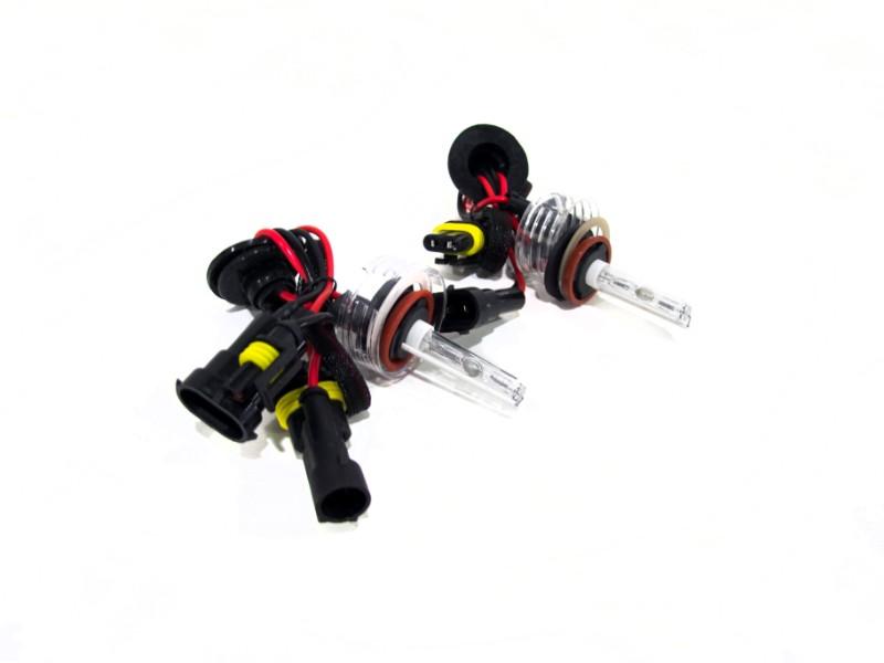 Race Sport Lighting H9-GREEN-SB-RB H9 Green Single Beam HID Replacement Bulbs