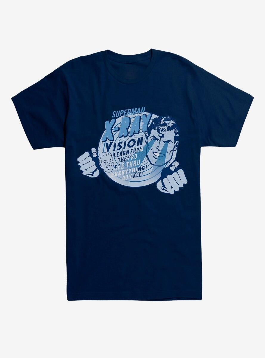 DC Comics Superman X-Ray Vision T-Shirt