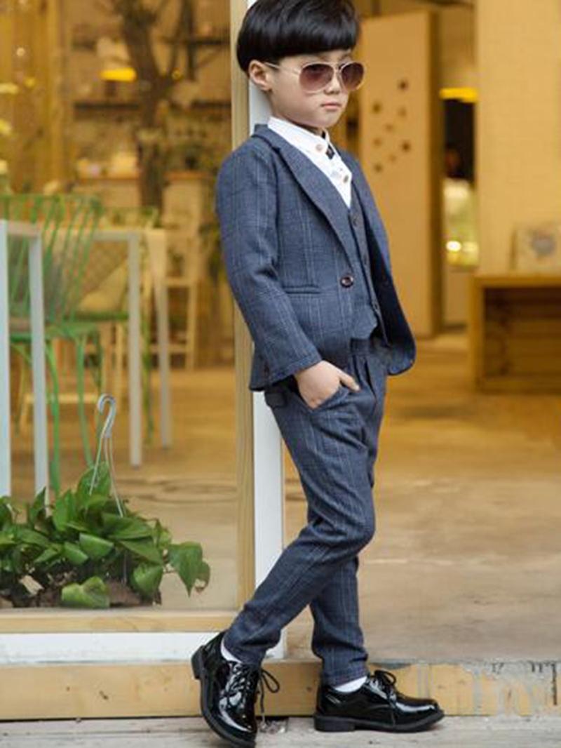Ericdress Long Sleeve Boys Outfit