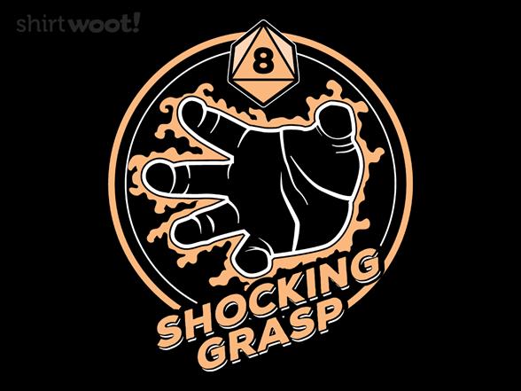 Shocking Grasp T Shirt