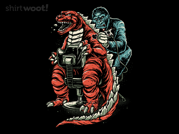 Ink Monster T Shirt