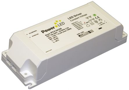PowerLED Constant Voltage LED Driver 100W 24V