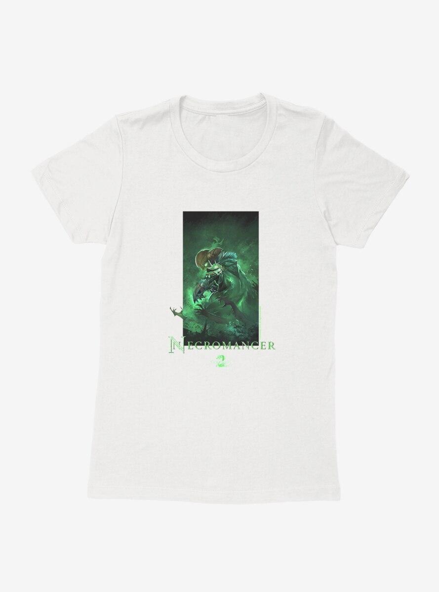 Guild Wars 2 Necromancer Womens T-Shirt