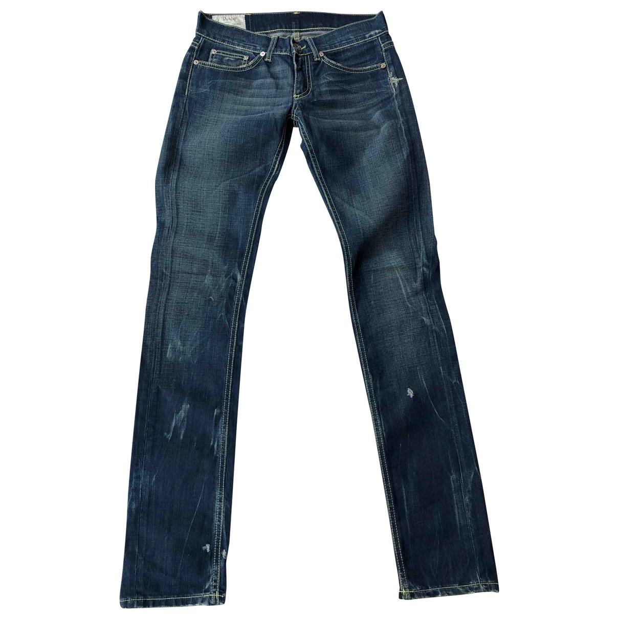 Dondup \N Cotton - elasthane Jeans for Women 25 US