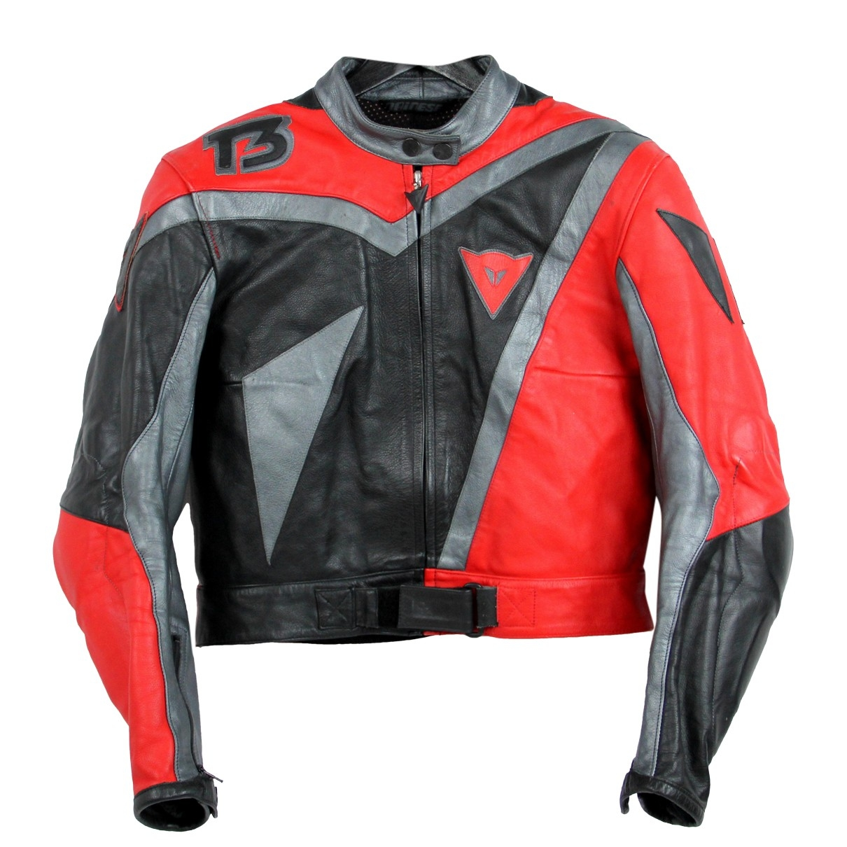 Non Signé / Unsigned \N Multicolour Leather Leather jacket for Women L International