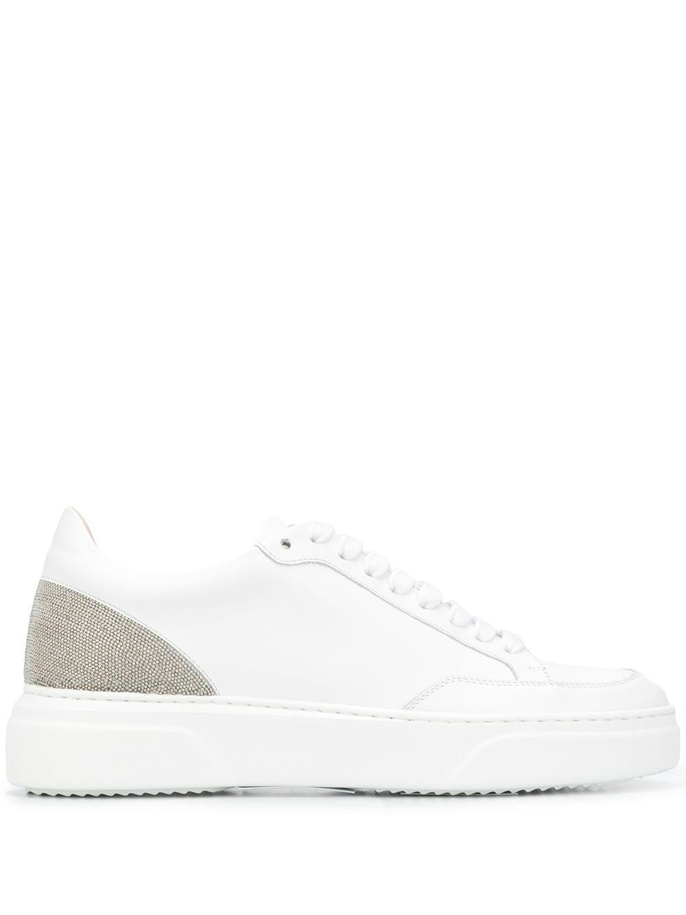 Giulia Leather Sneakers