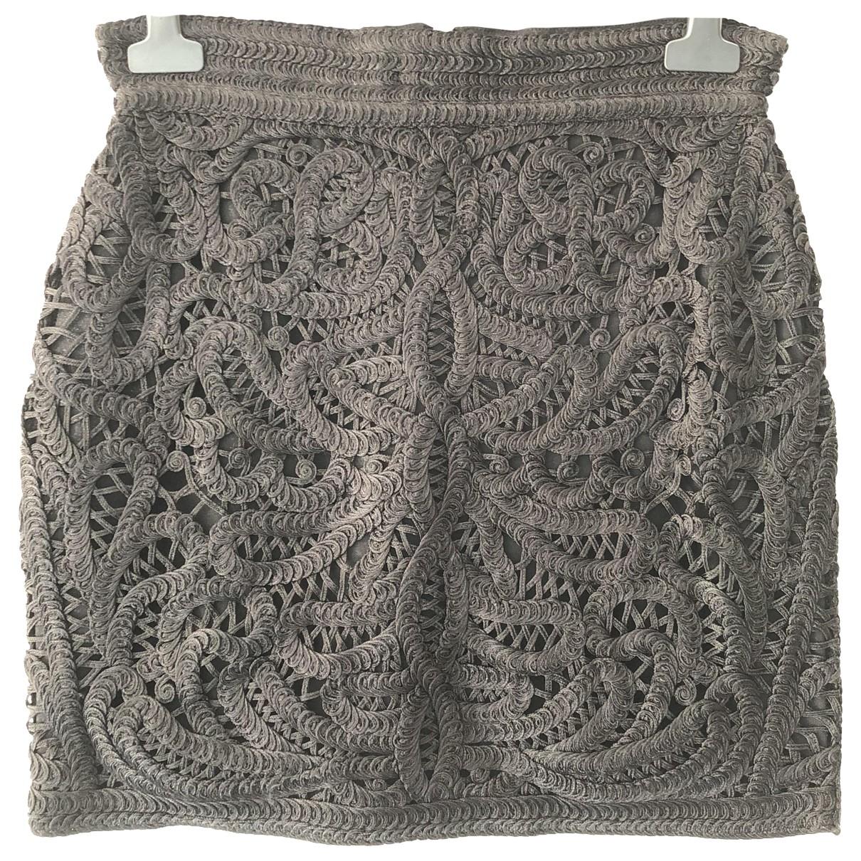 Maje \N Black skirt for Women 38 FR