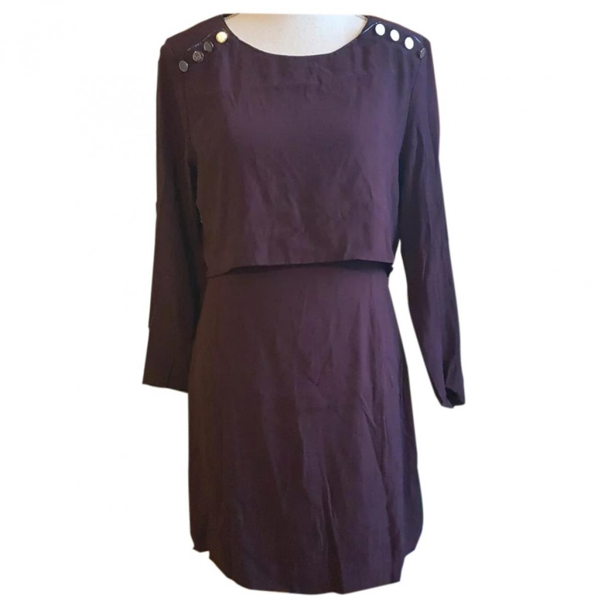 The Kooples \N Purple dress for Women 38 FR