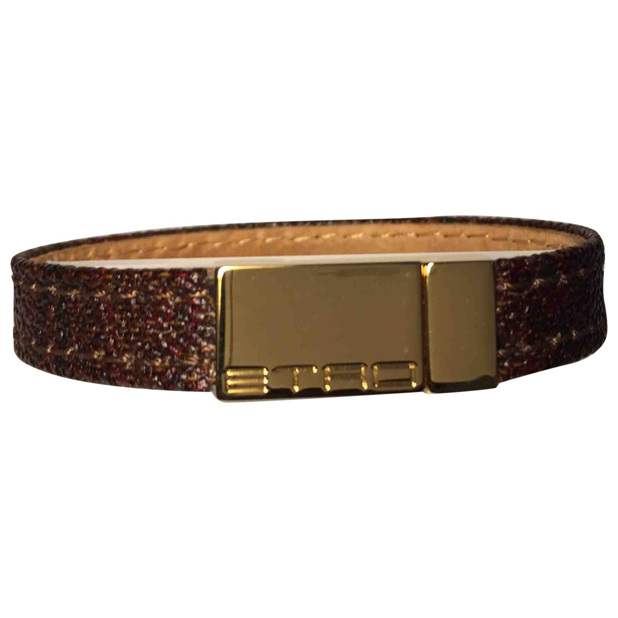 Etro \N Multicolour Cloth bracelet for Women \N