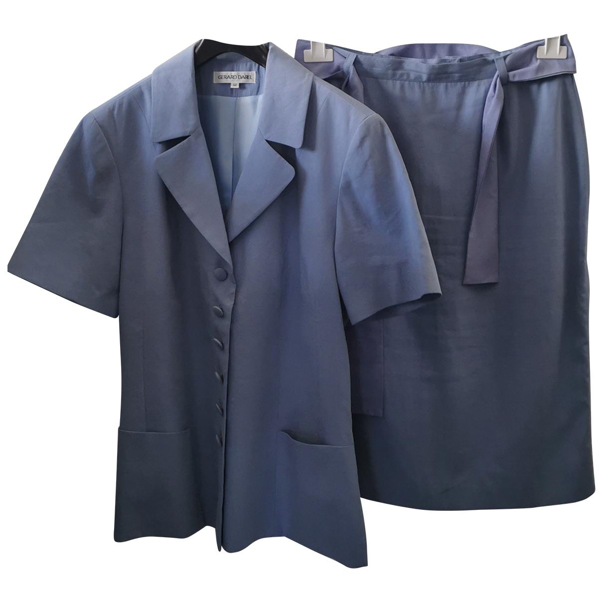 Gerard Darel \N Blue jacket for Women 40 FR