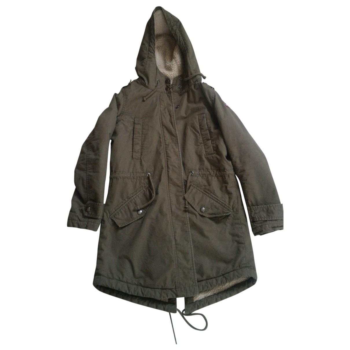 Napapijri \N Khaki coat for Women S International